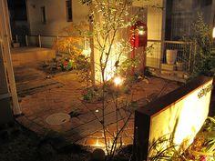ワンちゃんに優しい庭 ティーズガーデンスクエア 愛知県Y様邸-Lighting Meister
