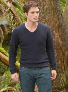 Oh, Edward! I wouldn't dare take you away from Bella, but you are so gorgeous!