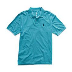 The Sunburnt Loyola Polo-loyola_blue wave_S - Image 0