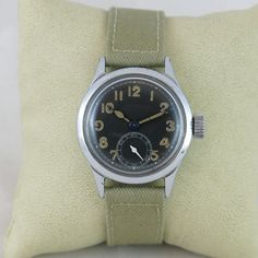 1942 Hamilton WWII US Navy Military Watch