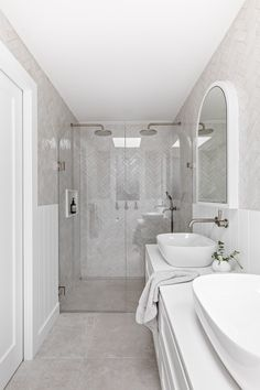 Lake House Bathroom, Laundry In Bathroom, Small Bathroom, Dream Bathrooms, Boutique Interior, A Boutique, Bathroom Inspiration, Bathroom Inspo, Bathroom Ideas