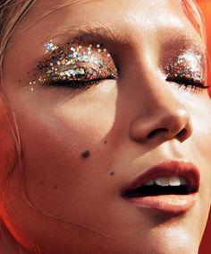 Inspiración para el maquillaje de esta noche #FreshRevista