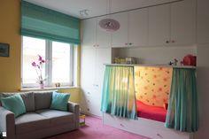 Pokój dziewczynki. - zdjęcie od 4ma projekt - Pokój dziecka - Styl Nowoczesny - 4ma projekt