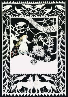 Julie Paschkis | The Snow Queen