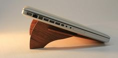 Laptop Stand by Perfect45Degree, via Flickr