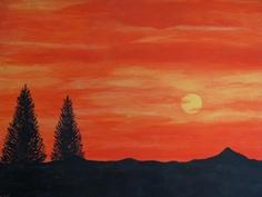 """Sunset Silhouette"""