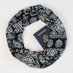 Speakeasy Travel Supply - The World's Best Travel Scarf Travel Supplies, Travel Gifts, Paisley Pattern, Guide Book, Mykonos, Best Gifts, Pocket, Etsy, Vintage