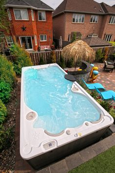 pools Hot tub swim spa