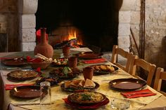 Cyprus Gastronomy (meze). For centuries, Cypriots have accompanied their drinks with meze - a large selection of delicacies consisting of many dishes with small helpings of delicious foods.