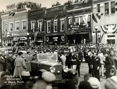 January 21, 1933 on the occasion of President Franklin D. Roosevelt's visit to Florence —