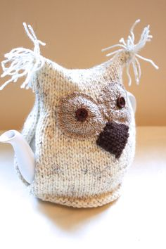 1000+ images about Tea Cozy on Pinterest Tea cosies, Tea cozy and Knitted t...