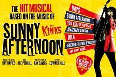 Sunny Afternoon UK Tour
