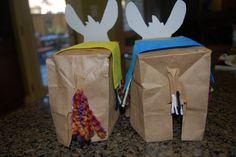 Donkey craft for Palm Sunday