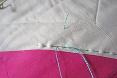 another great hand quilting tutorial