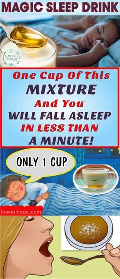 Today, we will present a fantastic natural mixture that will help you combat insomnia. Only a cup of this miraculous mixture before bed will help you fall Home Remedies For Sleep, Natural Sleep Remedies, Home Remedies For Acne, Cold Remedies, Natural Health Remedies, Insomnia Remedies, Headache Remedies, Diarrhea Remedies, Natural Sleeping Pills