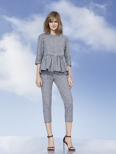 5d4185f54148 See Every Single Piece From Victoria Beckham s Target Collaboration via   WhoWhatWear Spring Summer Fashion