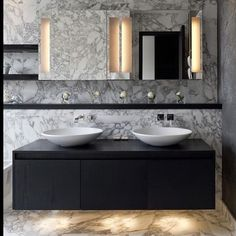 Luxury Bathrooms | #mydesignagenda