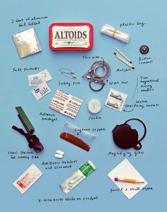 Emergency Preparedness Kit.