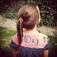 Girly Do's By Jenn: Week 3 {#GirlyDos100DaysofHair}