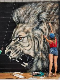 Since you might expect a significant lot of the art creates a political statement. Street art may also be utilized to convey your own opinions. Graffiti Murals, Murals Street Art, 3d Street Art, Street Art Graffiti, Mural Art, Street Artists, Graffiti Wallpaper, Amazing Street Art, Fantastic Art