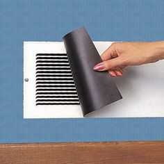 Magnetic Vent Covers - Zoom
