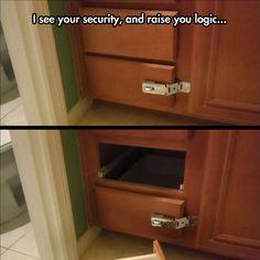 Security Vs. Logic