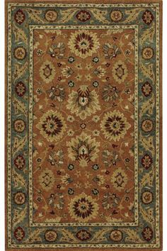 Chateaux Area Rug