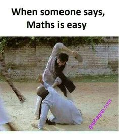 People they dont know how easily math is in Vietnam go and try developing your math skill there no one could be disappointed
