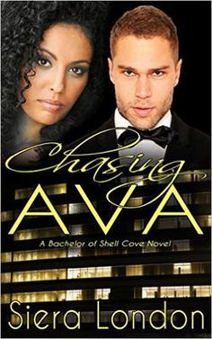 ASIN: B00S1KFRGS: Romantic Suspense, Interracial romance - Chasing Ava: A Bachelor of Shell Cove Novel (The Bachelors Of Shell Cove Book 1)  Kindle Edition.  She's chasing