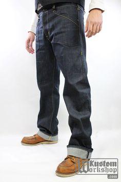 523352d861b9b Chopper Pant Pike Brothers | Jeans Chopper Pike Brothers | Pike Brothers  jeans