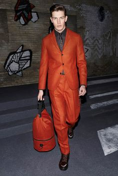Z Zegna 2016 Fall Menswear Collection