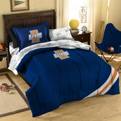 NCAA Illinois Bed in a Bag Set