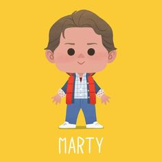 Back To The Future | Marty