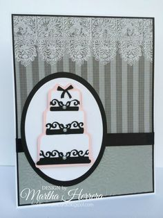 #marthacreates:  Divine Wedding Cricut Cartridge. #cricut