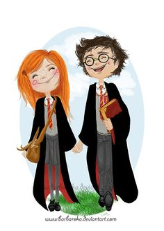 Harry and Ginny :)