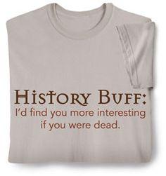 love history.