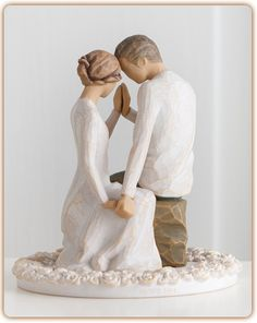 Around You Cake Topper  ...just the nearness of you