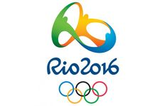 the logo for the 2016 olympics in Rio de Janiero, Brazil