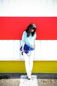 Géraldine Grisey / Isabel Marant