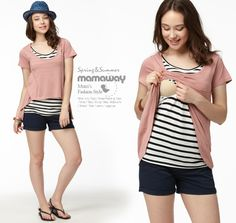 Nursing Top from Mamaway