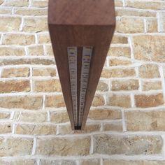 Solid Wood LED Beam Light Suspended Minimalist by Uniquelightingco