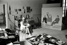 atelierlog: David Hockney