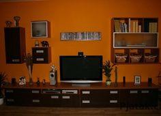 Obývací stěny na míru - Obývací stěny | Pjatak.cz Flat Screen, Blood Plasma, Flatscreen, Dish Display