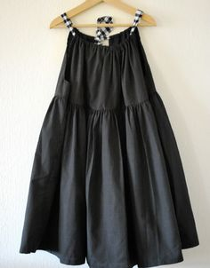 super full pillowcase style dress