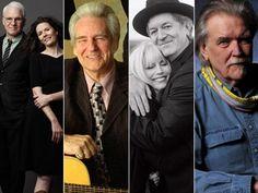 Americana Grammy Winners Announced | cmtedge.com