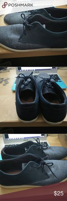 Aldo boat shoes Good condition... Haven't been worn in a year... No smell Aldo Shoes