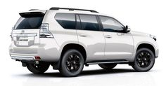 Toyota Adds Range-Topping 'Invincible X' Spec To Land Cruiser UK Range #New_Cars #Prices