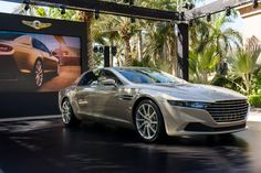 Unveiled: The Lagonda Taraf launched in Dubai by Aston Martin CEO Dr Andy Palmer. www.astonmartin.com/lagonda #AstonMartin #Cars #Luxury