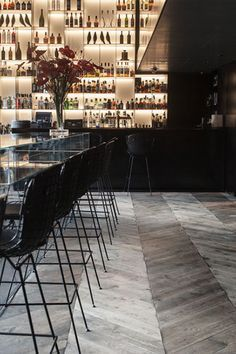 Wooden Floor by Ebony and Co: Conservatorium Hotel Amsterdam