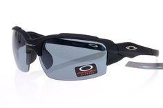 Oakley Gascan Sunglasses Black Frame Gray Lens 0473